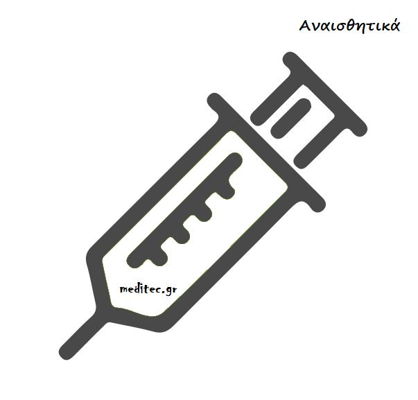 Αναισθησία